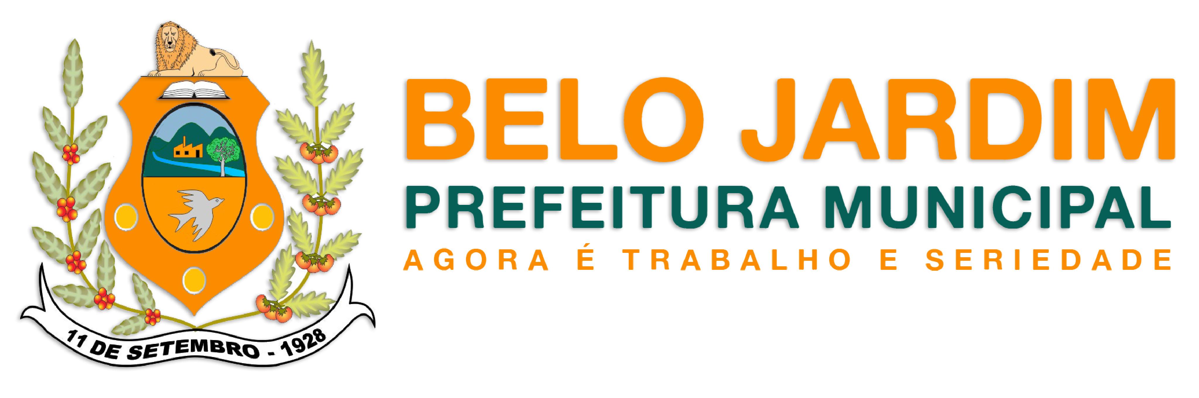 Prefeitura de Belo Jardim logo